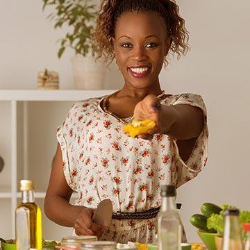 10 Tipps für gesundes Soulfood