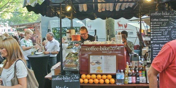 Meet & Eat: Der Kölner Wochenmarkt für Gourmets