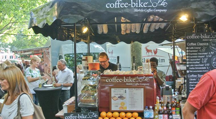Mit dem neuen, wöchentlich stattfindenden Food-Happening auf dem Rudolfplatz ist Köln um eine echte Gourmet-Sensation reicher.