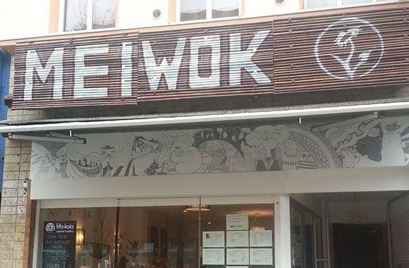 MeiWok Köln: Veganes Bio Asia Food ohne Zusätze und mit gutem Gewissen