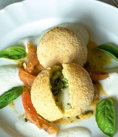 Italienisches Flair mit Kartoffeln