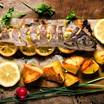 Beste Rezepte aus nachhaltiger Fischerei