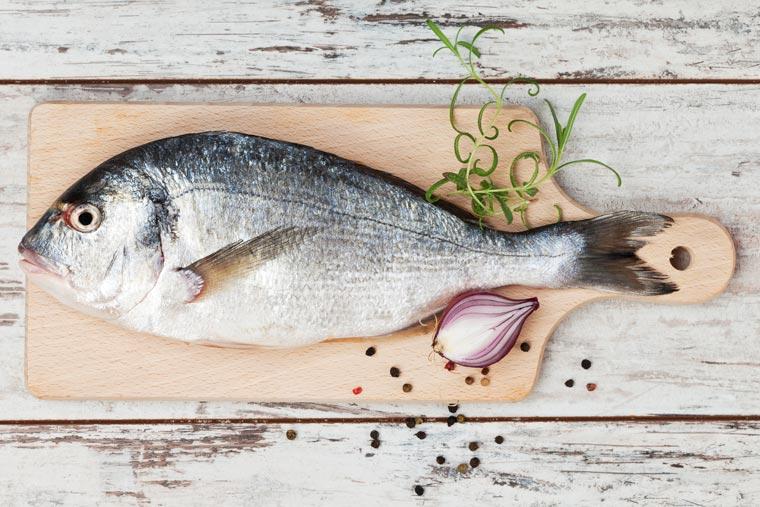 nachhaltig gefangener Fisch schmeckt am besten
