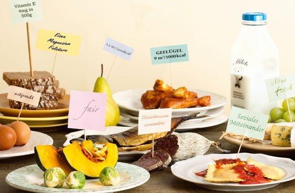 Nachhaltig genießen: Rezepte für eine bessere Welt