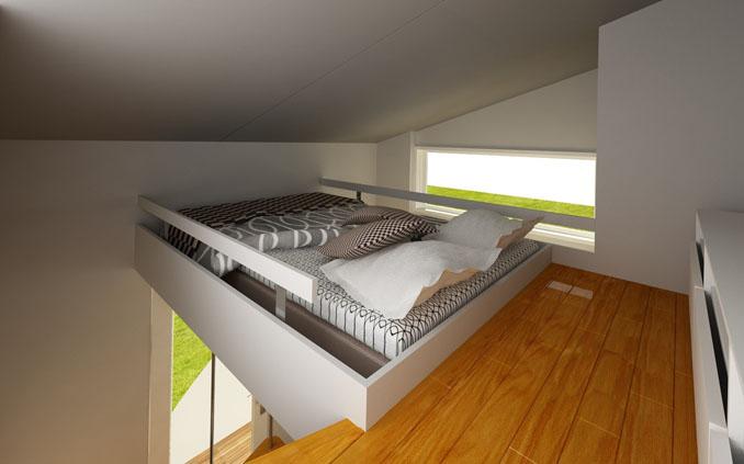 Haussystem nomad ein haus zum selberbauen micro home for Minihaus bausatz