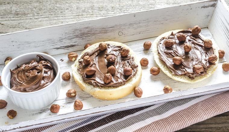 Hierzulande findet man in wahrscheinlich fast jedem Haushalt ein Glas Nutella.