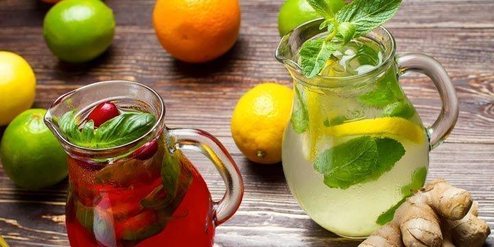 Zitronen-Limetten-Limonade selbst machen – So einfach geht's!