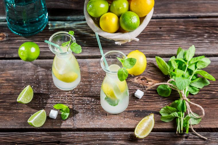 Limonaden Rezepte: Erfrischt durch den Sommer mit selbstgemachten Limonaden