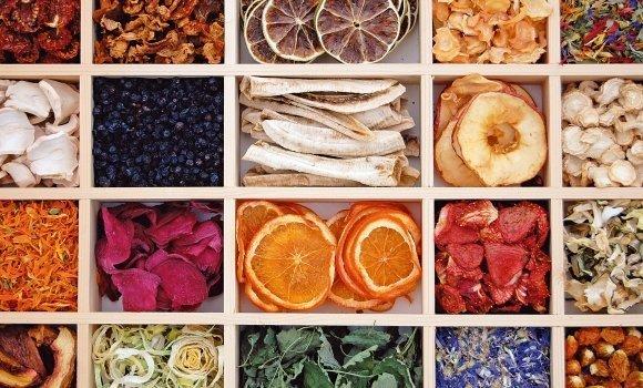 Dörren & Trocknen: Obst, Gemüse, Kräuter und Pilze