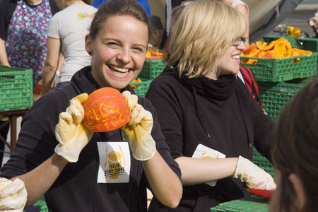 Genussvolles, bewusstes und regionales Essen stehen im Mittelpunkt bei Slow Food. Foto: Slow Food Deutschland