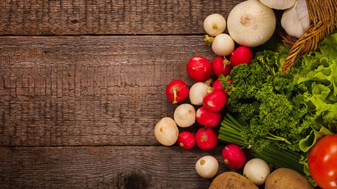 Lokale, vegetarische aber auch tierische Produkte machen das Slowfood aus © Knartz (iStock)