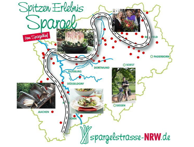 Spargelstraße NRW