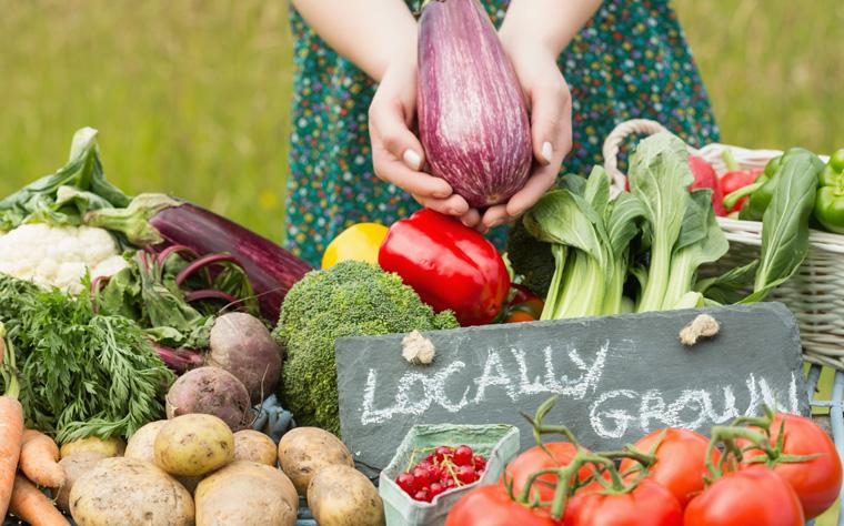 Regionales Gemüse ist bei einer veganen Ernährung essentiel