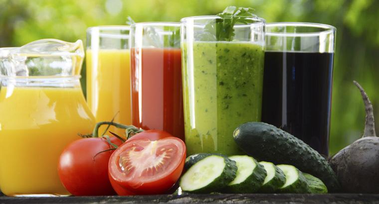 Vor einer Ernährungsumstellung hilft Fasten