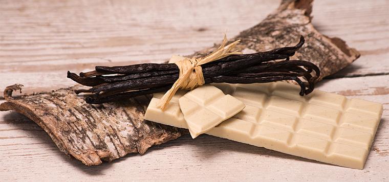 Auch weiße Schokolade geht vegan und köstlich