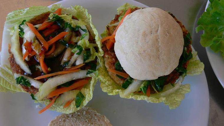 Vegetarisch grillen mit Tofu