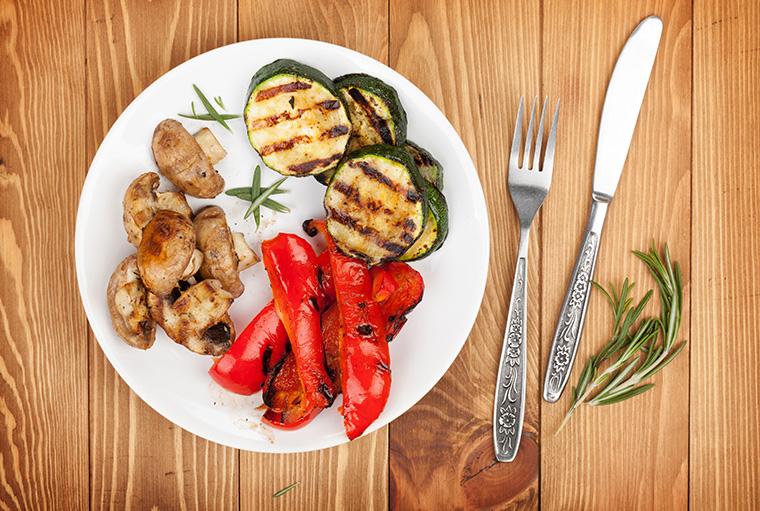 Leckere Grillrezepte mit Gemüse und Tofu