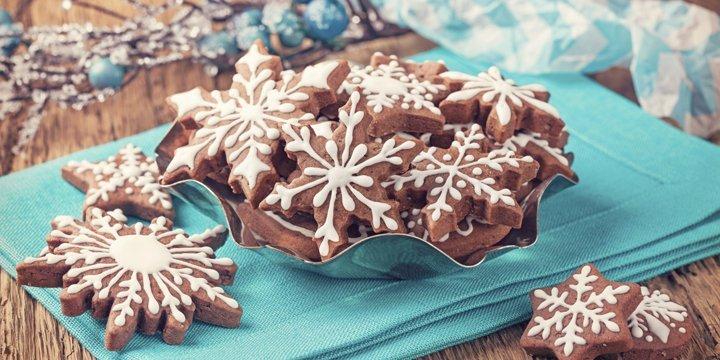 Weihnachtsbäckerei: Hier ist für jeden was dabei