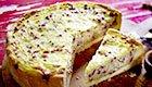 Lecker, warm, herbstlich: Zwiebelkuchen selber backen