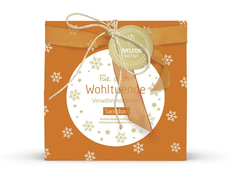 Weihnachtsgeschenk für Frauen - Weleda