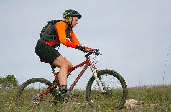 Respekt vor der Natur: Regeln für Mountainbiker