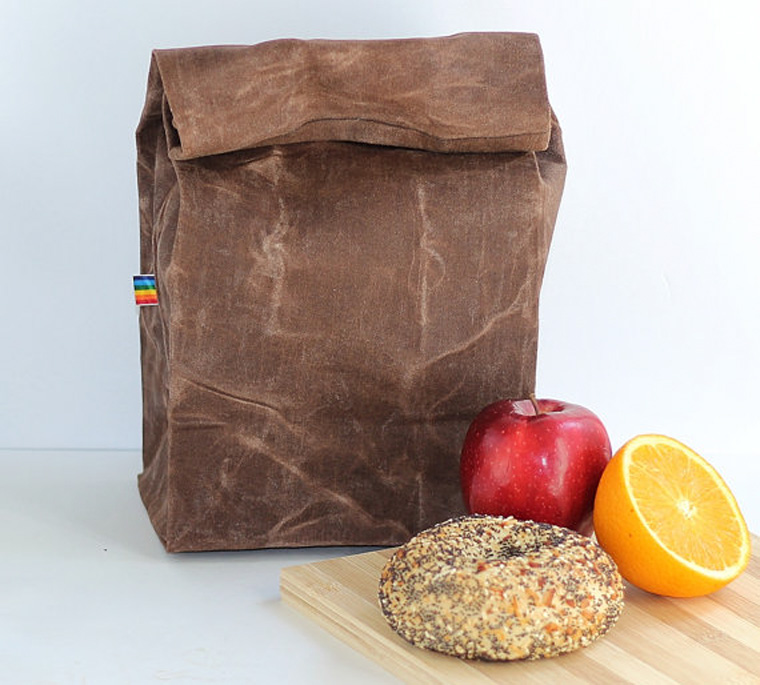 Geschenkidee: ökologische Lunchtüte