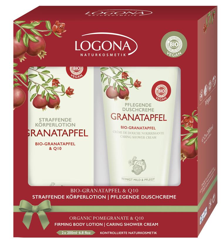 Weihnachtsgeschenk für Frauen - Logona