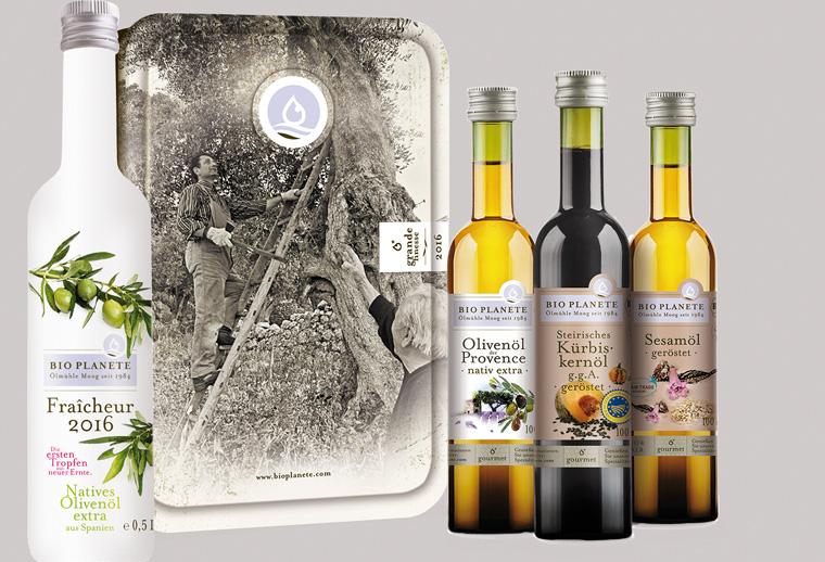 Weihnachtsgeschenk für Frauen - Olivenöl