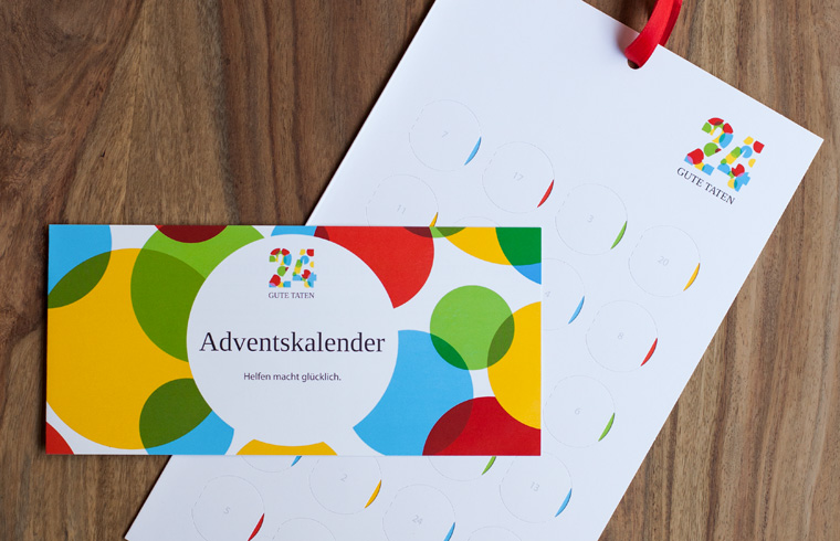 24 gute Taten Adventskalender