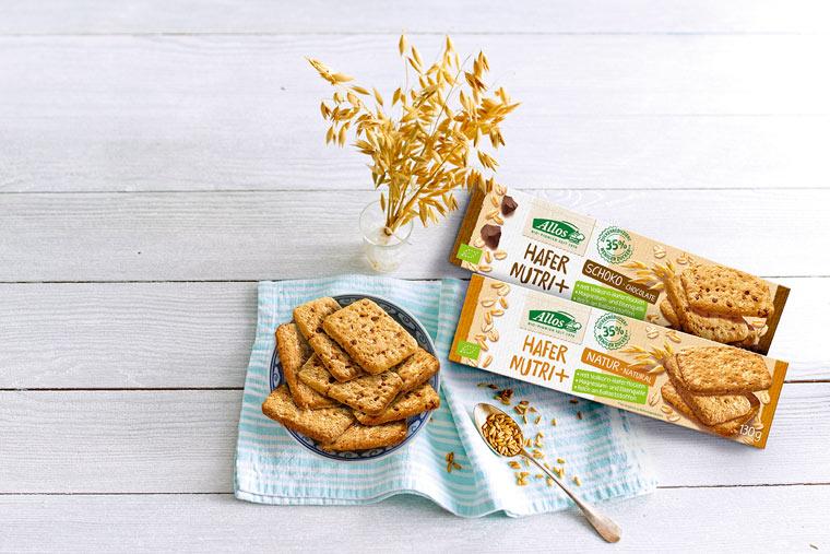 Hafer Nutri + Kekse von Allos