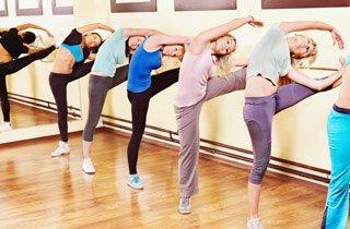 Elegantes Workout