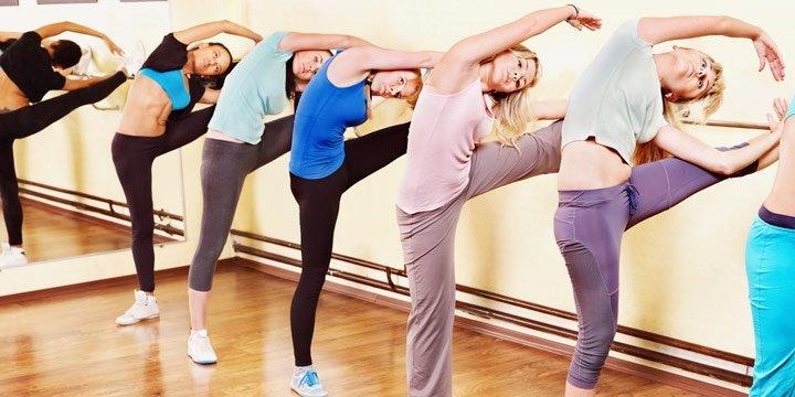 Ballett Fit: Mit dem neuen Trendsport Körper und Geist fit machen
