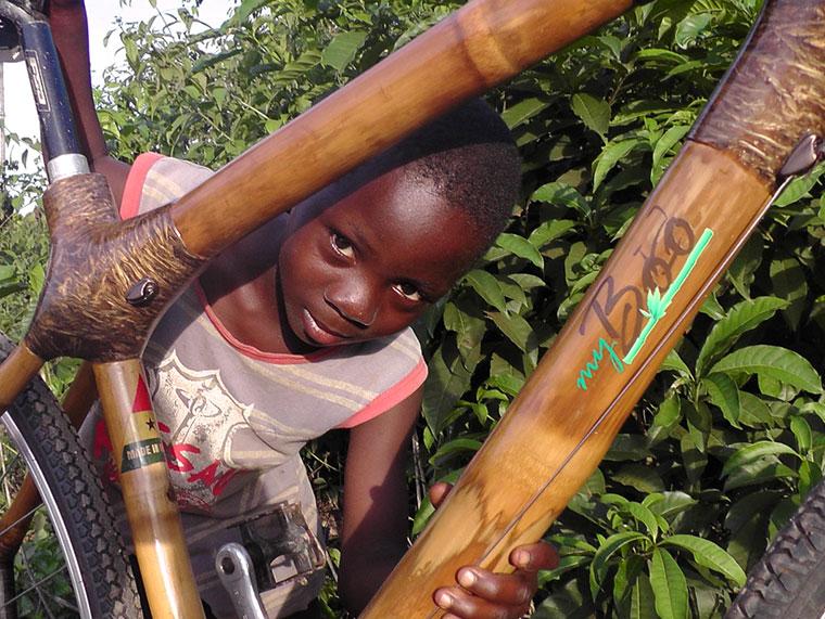 Fahrraeder Aus Bambus Wie Gut Sind Bambusfahrraeder Soziale Eco Produkte