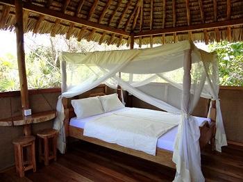 Safari Wohnen Tansania Ecolodge