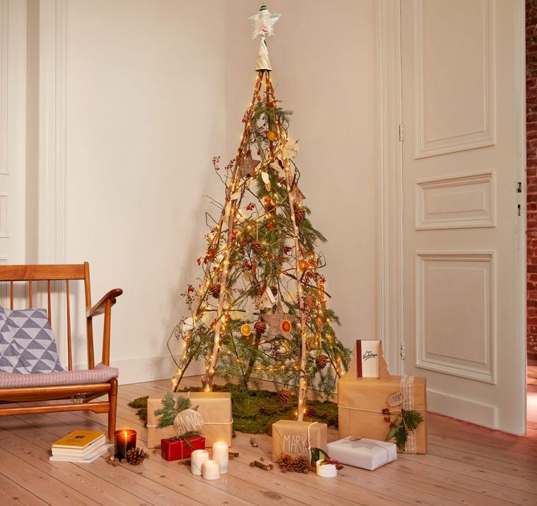 weihnachten kann man auch gr n feiern so gelingt ihre gr ne weihnacht. Black Bedroom Furniture Sets. Home Design Ideas