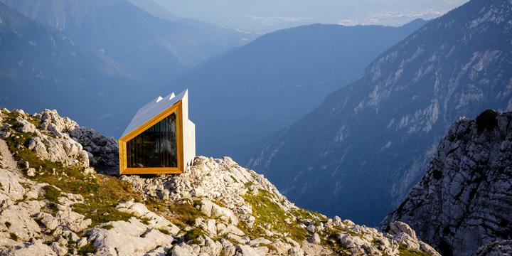 Eine Auszeit vom Alltagsstress: Die Alpen in Slowenien