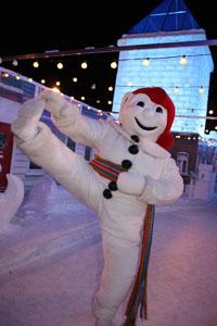 Bohomme Carnaval Quebec