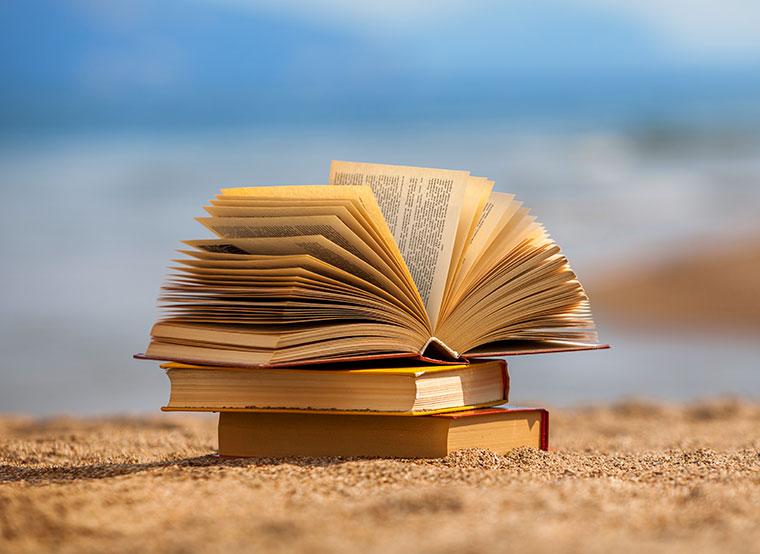 Ein Tag am Meer - Das Literaturwochenende auf Sylt.