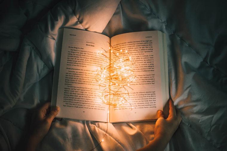Mehr Kreativität und Selbstwert durch Lesen