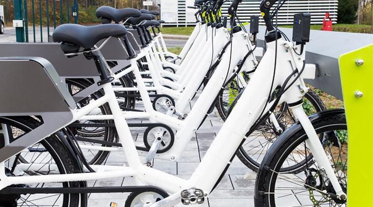 E-Bikes als nachhaltige Alternative