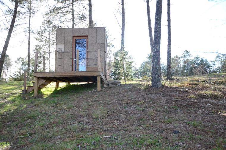 Ecocubo - Individuell und nachhaltig Reisen im Minihaus