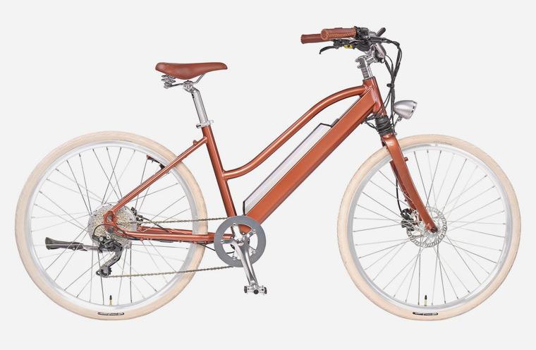 In der Stadt ist ein Fahrrad das perfekte und absolut nachhaltige Fortbewegungsmittel