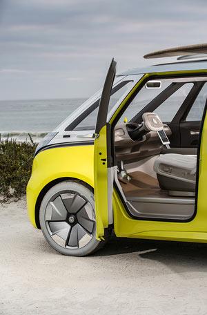 VW ID Buzz – der Elektro VW Bulli