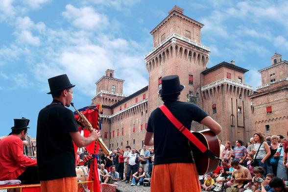 Bella Emilia Kunst und Kultur in Norditalien