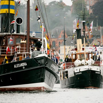 Flensburg macht Dampf! Ein Event für jung und alt