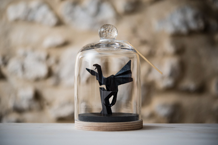 Florigami - Origami, die Kunst des Papierfaltens
