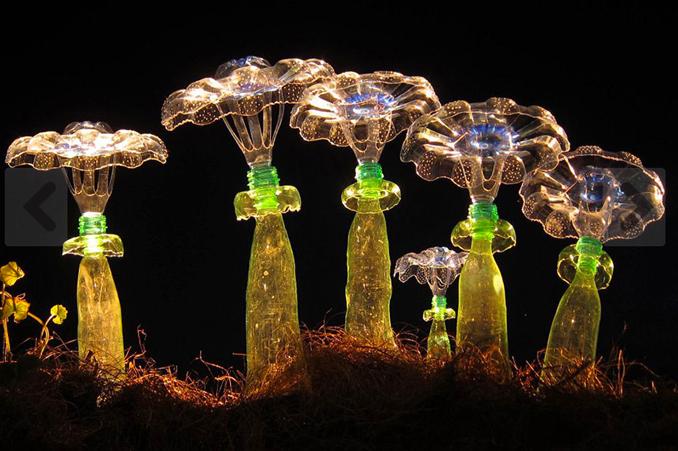 Upcycling aus Plastik