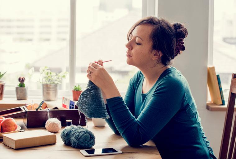8 Gründe, warum Sie (wieder) anfangen sollten zu stricken