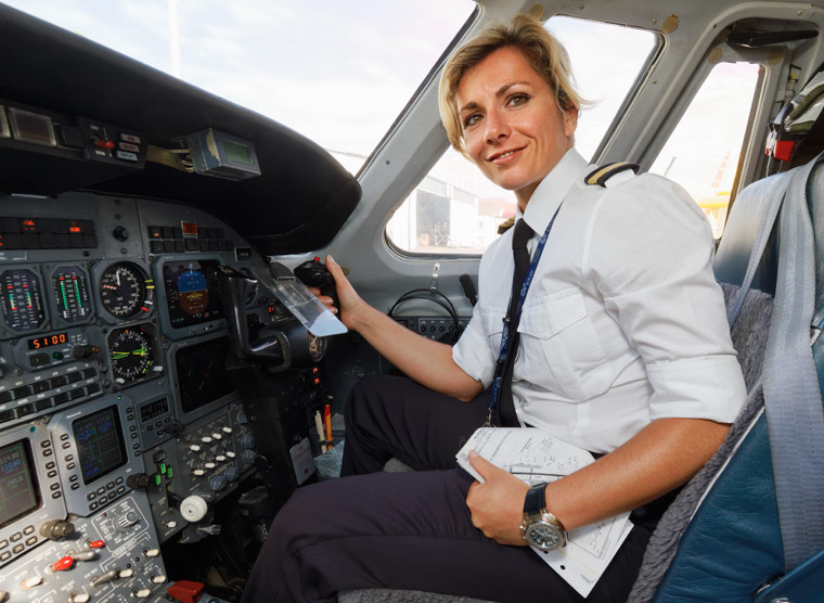Royal Brunei Airlines – mehr Frauen ins Cockpit