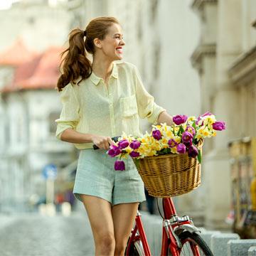 Herausforderung Verkehrsentwicklung: Grüne Revolution auf dem Fahrrad?